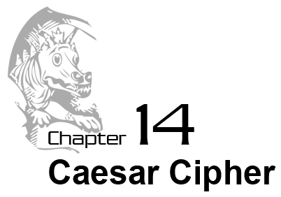 how to write a caesar cipher in python
