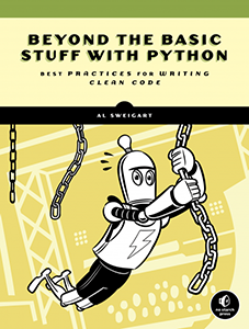 Cover image of Beyond the Basic Stuff with Python
