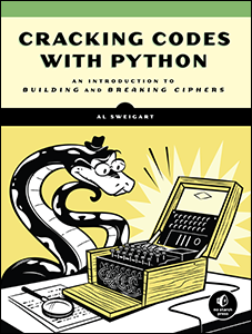 Cover of Cracking Codes with Python