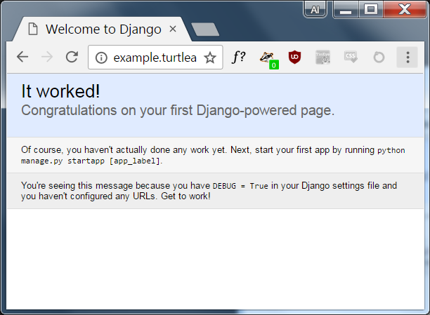 How to Install Django 1 10 6 and Python 3 6 0 on Dreamhost