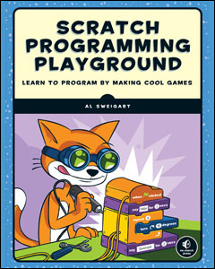 Cover of Scratch Programming Playground